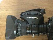 Panasonic AG-HPX370 KAMERA 242 Stunden