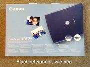 Flachbettscanner CANON Lide 25