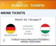 4 Tickets Deutschland vs ungarn