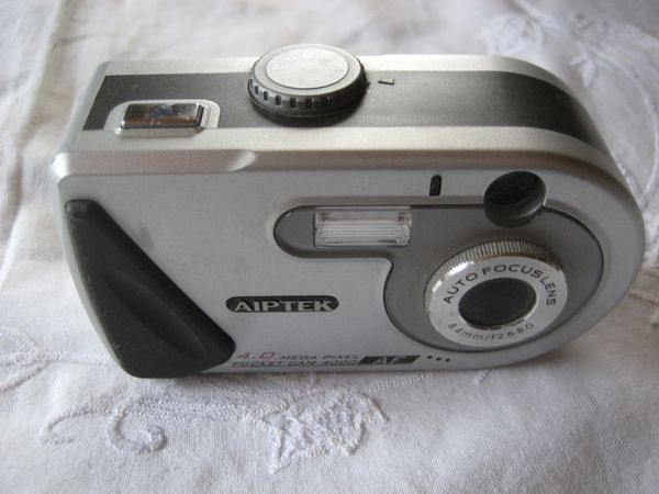 Aiptek Pocket CAM 4000 Digitalkamera