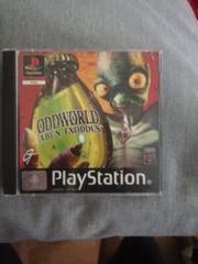 Oddworld Abe s Exodus Playstation