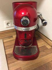 Kitchen Aid Nespresso Kapsel Maschine