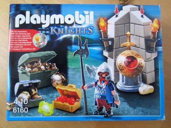Plamobil 6160 - Knights - mit LED