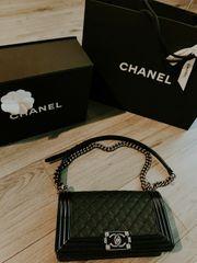 Original Chanel Boy Bag Tasche