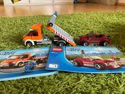 LEGO Abschlepper 60017