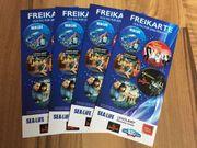 4x Tickets für Merlin-Attraktionen