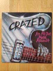Rock Metal Sampler LP Vinyl
