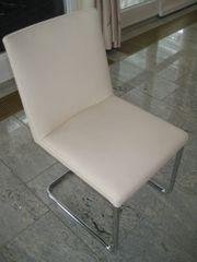 Stuhl Freischwinger 4 Stück