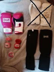 Kickboxzubehör Frauen