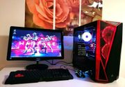 Office Multimedia Gaming Computer PC
