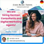 German Digital Marketing Consultant - Barcelona