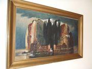 Kopie nach Arnold Böcklin Öl