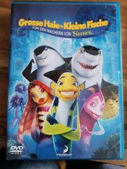 DVD Grosse Haie - kleine Fische