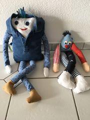 Stoff-Puppen