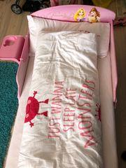 Kinderbett Prinzessin 70x140