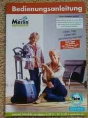 Merlin Dampfdruckreiniger