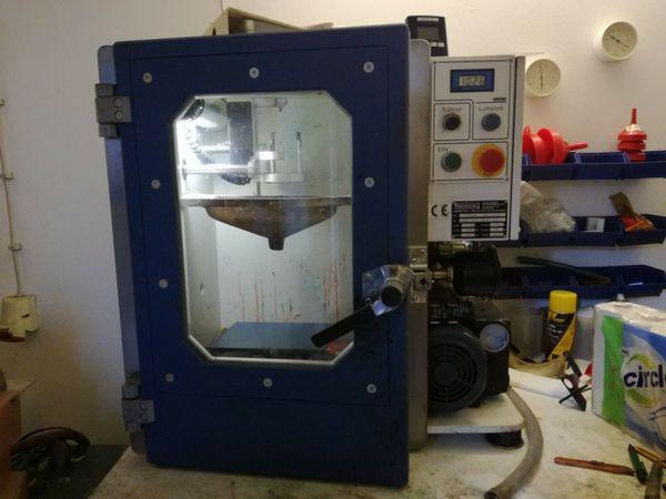 Vakuumgießanlage Schüchl UHG-400
