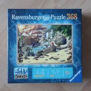 Ravensburger Exit Puzzle Kids Pirateninsel