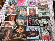 17 Singles Vinyl Schallplatten