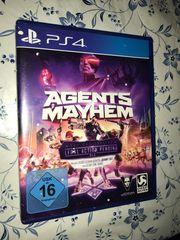 AGENTS OF MAYHEM PS4 WATCH