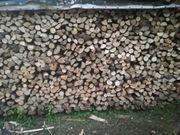 8-meter Brennholz Hart 1metrig gespalten