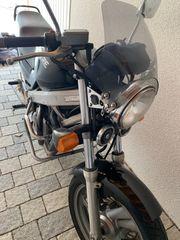 Motorrad NTV 650 RC33 Reifen