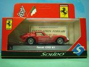 Modellauto Solido Ferrari 250 GTO