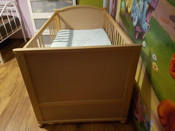 Kinderbett von ROBA mit Matratze