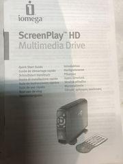 Iomega Screenplay HD 1TB Multimedia