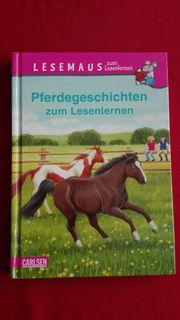 Pferdegeschichten zum Lesenlernen - Kinderbuch - Sammlungsauflösung