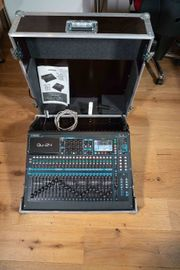 Allen Heath QU24 incl Case