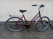 Fahrrad Alu 28 Zoll