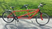 Tandem Cannondale 26 zoll Magura