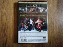 CDs, DVDs, Videos, LPs - Scrooge mit Albert Finney DVD