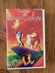 König der Löwen VHS