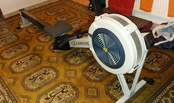 Concept 2 Indoor Rower Modell