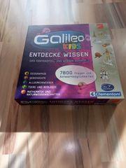 Galileo Brettspiel Gemeinschaftsspiel Wissensspiel
