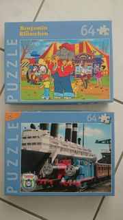 Puzzle Benjamin Blümche Thomas und