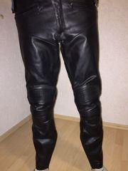 REVENGER Motorradlederhose Lederhose Gr 50