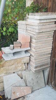 Terrassenplatten Sandstein