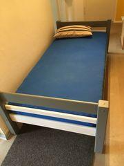 Bett als Hochbett veränderbar