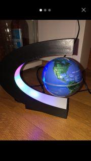 Globus schwebend Lampe Deko