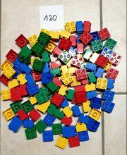120 x 4er Lego Duplo
