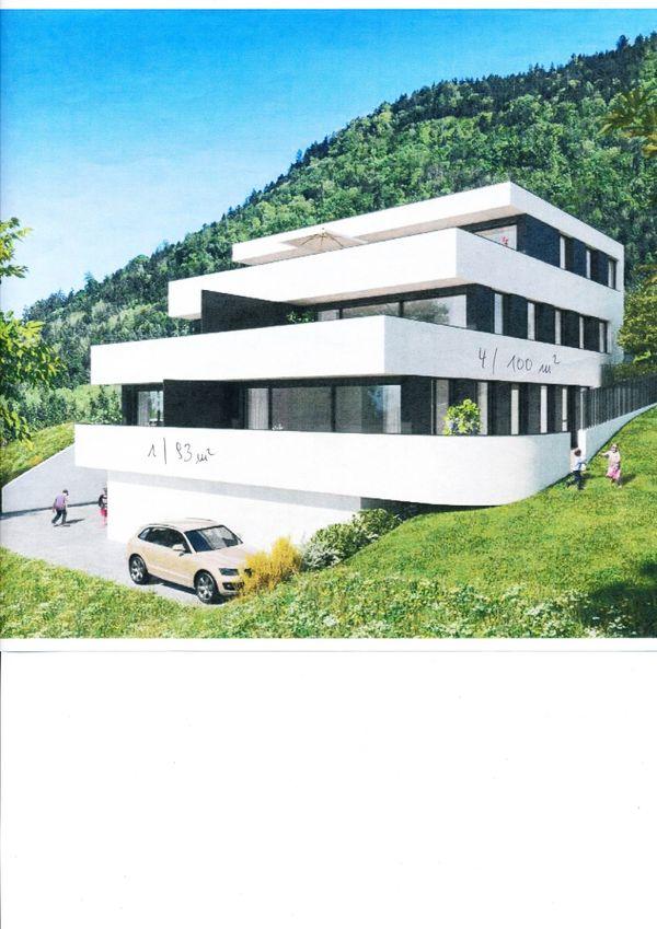 Schöne 4-Zimmerwohnung in Tisis Grenznähe