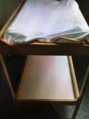 Wickeltisch von Ikea wie neu