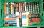 Kistenweise Bücher aus Nachlass abzugeben