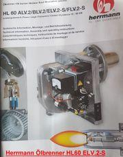 Ölbrenner Herrmann HL60 ELV 2-S