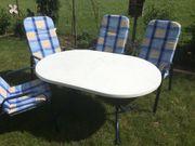 Acamp Terassentisch und 6 Stühle