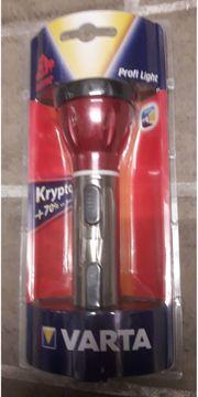Varta Taschenlampen NEU - 13 Stück