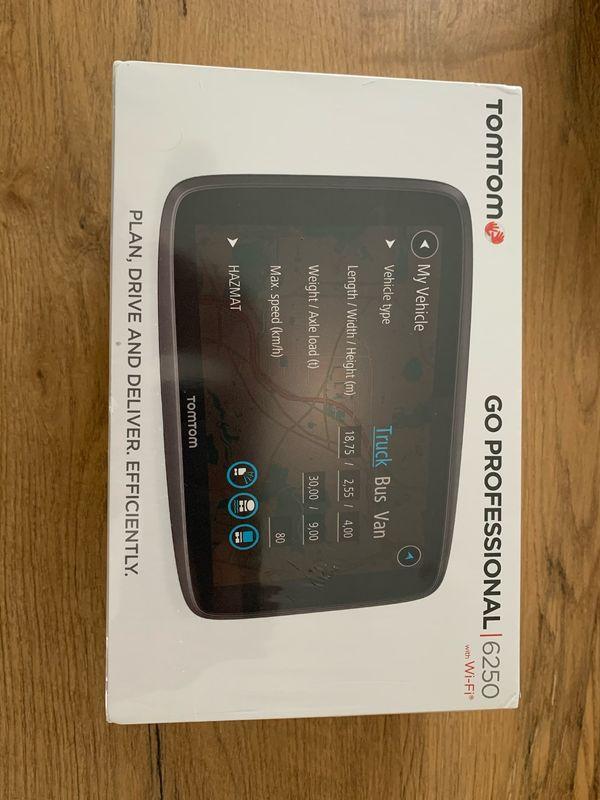 TomTom Go Professional 6250 WiFi